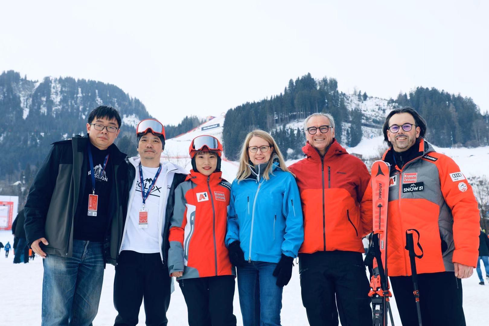 1 000 Ski Instructors For China Snow How China