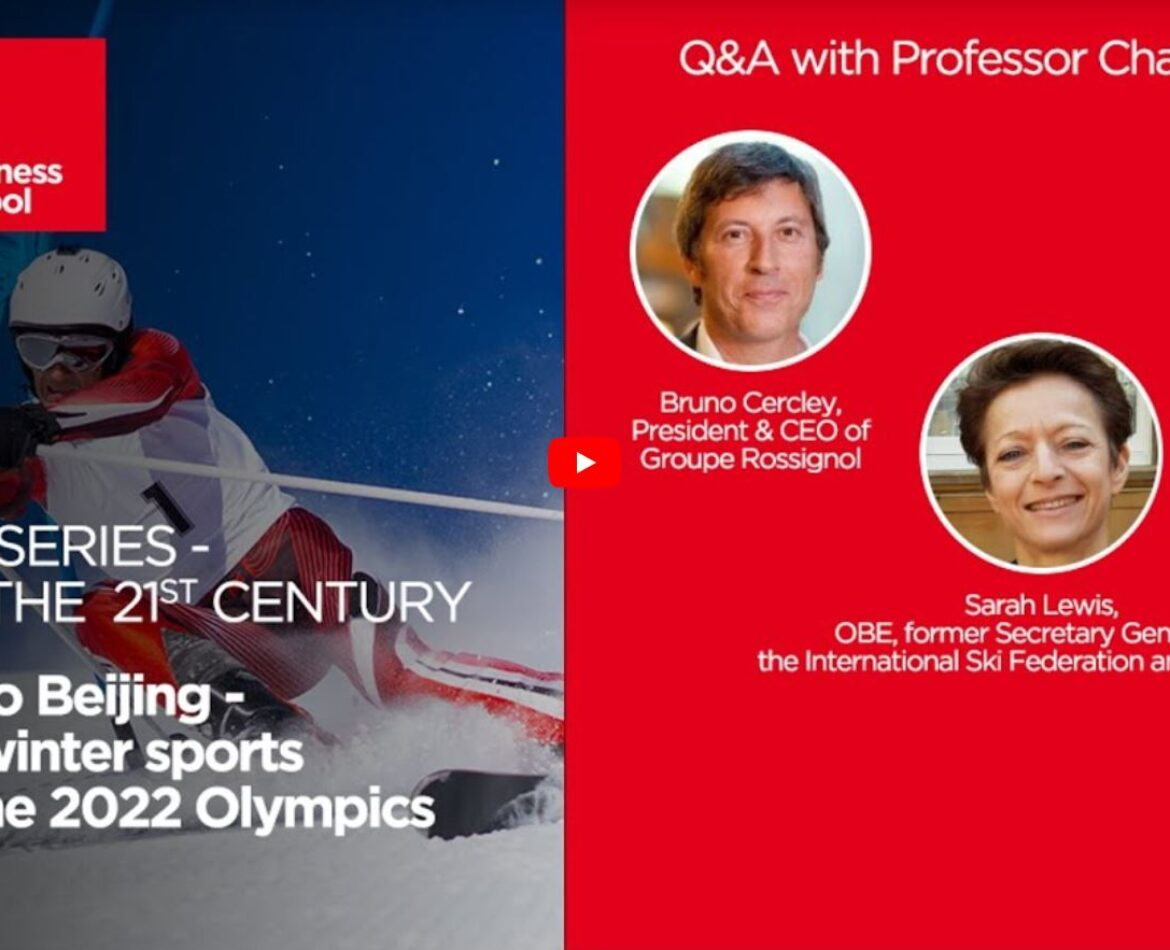 One-year to Beijing – assessing winter sports ahaed of the 2022 Olympics
